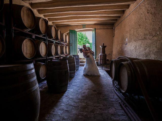 La boda de Jose y Maria en Odena, Barcelona 38