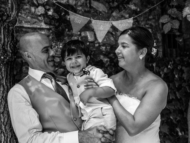 La boda de Jose y Maria en Odena, Barcelona 39