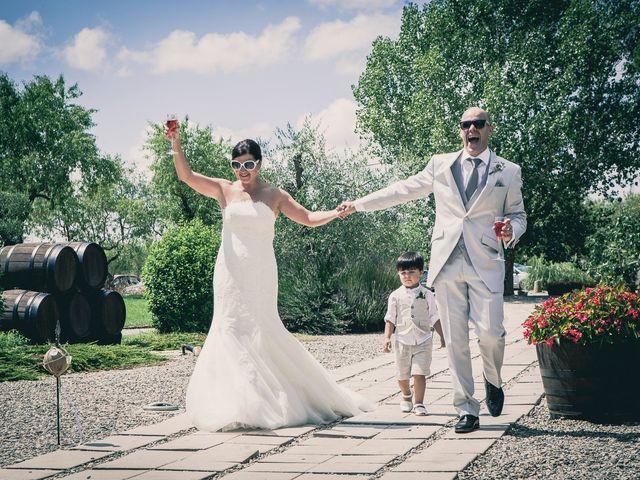 La boda de Jose y Maria en Odena, Barcelona 41