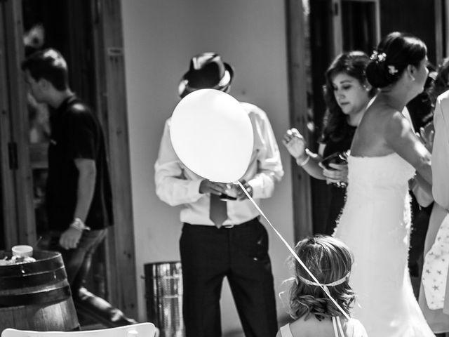 La boda de Jose y Maria en Odena, Barcelona 47