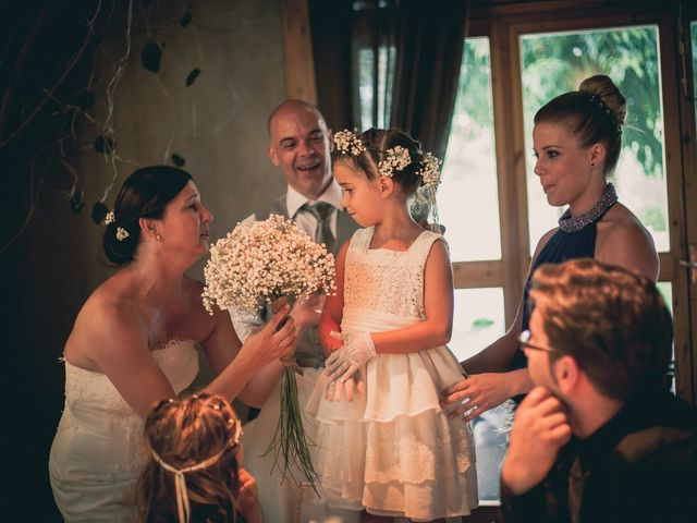 La boda de Jose y Maria en Odena, Barcelona 52