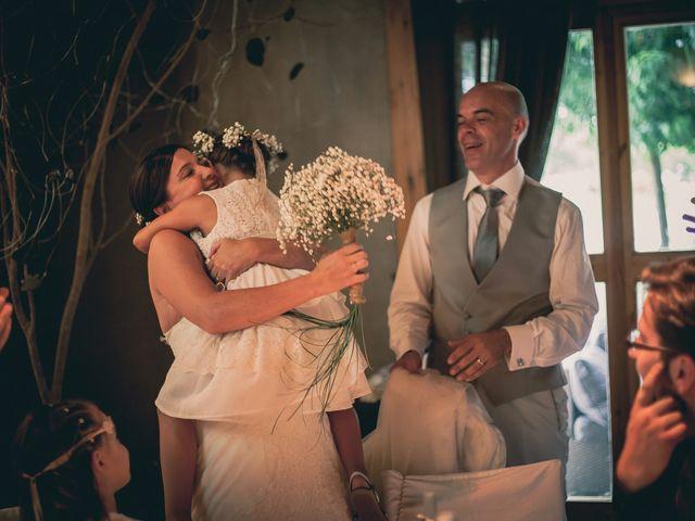 La boda de Jose y Maria en Odena, Barcelona 53