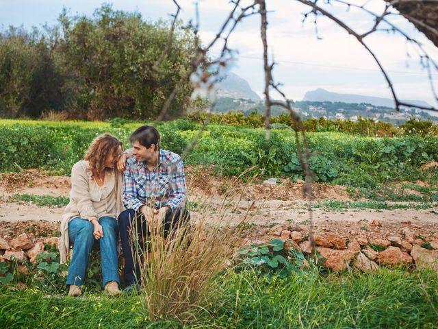 La boda de Pablo y Marina en Altea, Alicante 5