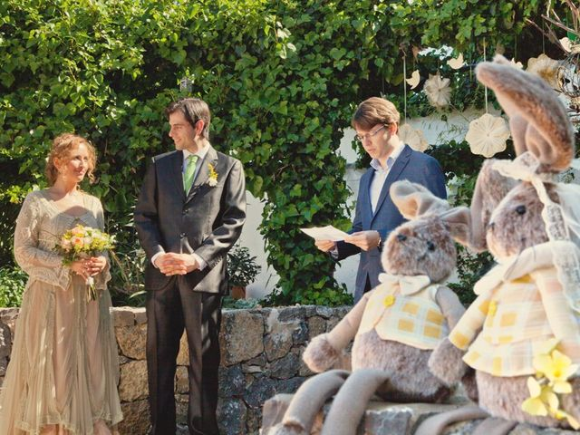 La boda de Pablo y Marina en Altea, Alicante 25