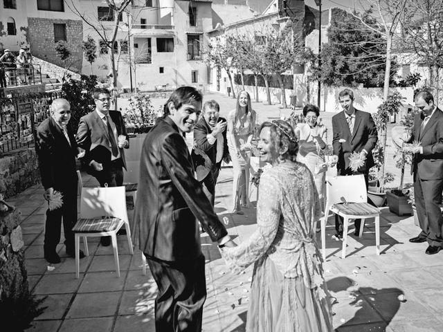 La boda de Pablo y Marina en Altea, Alicante 27