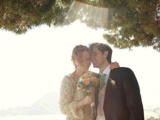 La boda de Pablo y Marina en Altea, Alicante 30