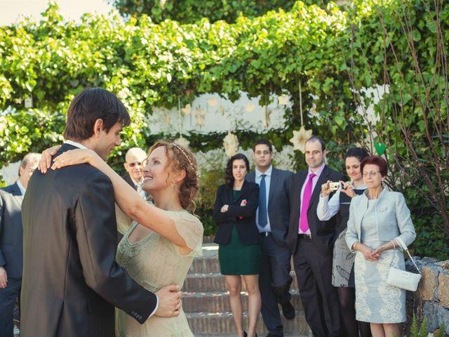 La boda de Pablo y Marina en Altea, Alicante 31