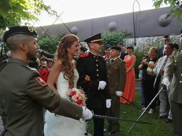 La boda de Melania y Miguel Angel