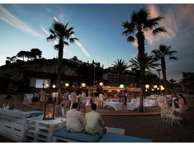 La boda de Micky y Marco en Canet De Mar, Barcelona 1