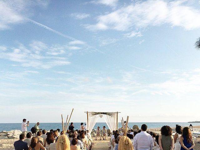 La boda de Micky y Marco en Canet De Mar, Barcelona 3