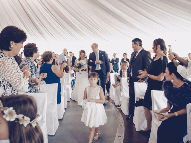 La boda de Rubén y Natalia en Ameyugo, Burgos 1