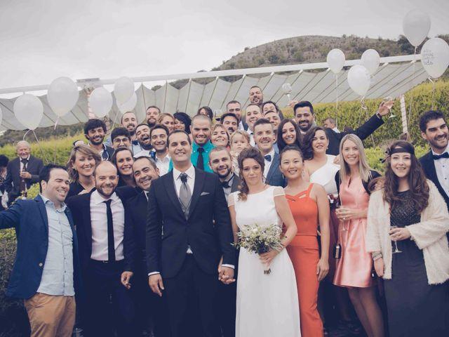 La boda de Rubén y Natalia en Ameyugo, Burgos 8