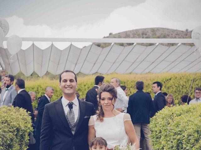 La boda de Rubén y Natalia en Ameyugo, Burgos 9