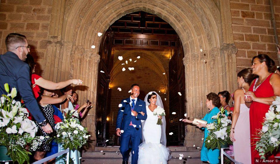 La boda de Adolfo y Isabel en Linares, Jaén