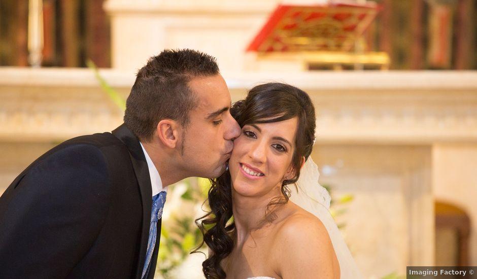 La boda de David y Silvia en Burgos, Burgos
