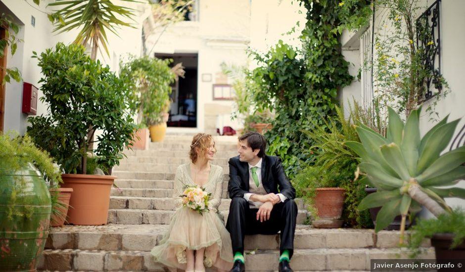 La boda de Pablo y Marina en Altea, Alicante