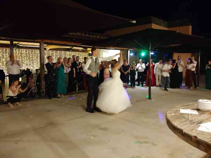 La boda de Marc y Meritxell