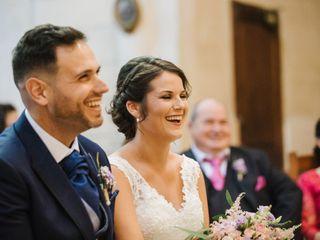 La boda de Elena  y Dani  1