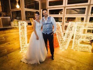 La boda de Elena  y Dani