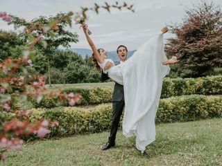 La boda de Janire y Igor