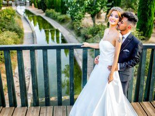 La boda de Santi y Soraya