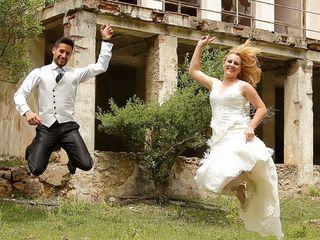 La boda de Reyes y Jose Antonio