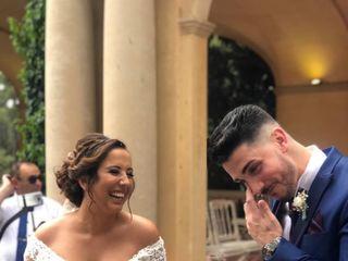 La boda de Juan  y Melania 1
