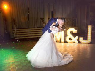 La boda de Juan  y Melania