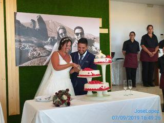 La boda de Desi y Eloy