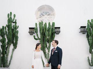 La boda de Sergio y Martina