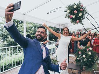 La boda de Yelina y Diogo