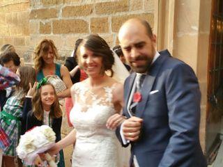 La boda de Miguel y Patricia