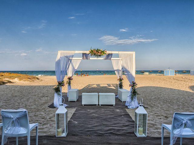 La boda de Jordi y Vanesa en Valencia, Valencia 1