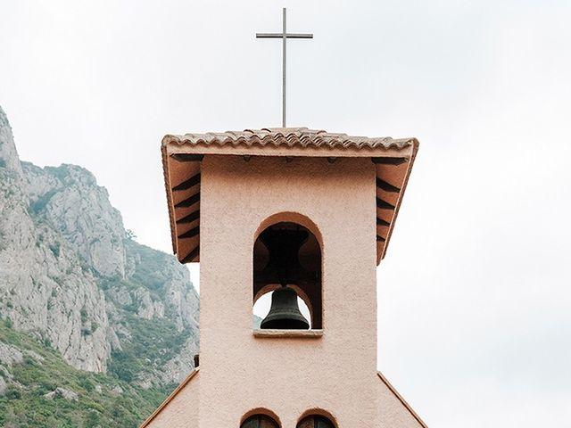 La boda de Luis y Anna en Oliana, Lleida 17