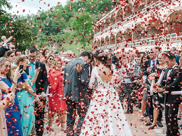 La boda de Luis y Anna en Oliana, Lleida 25