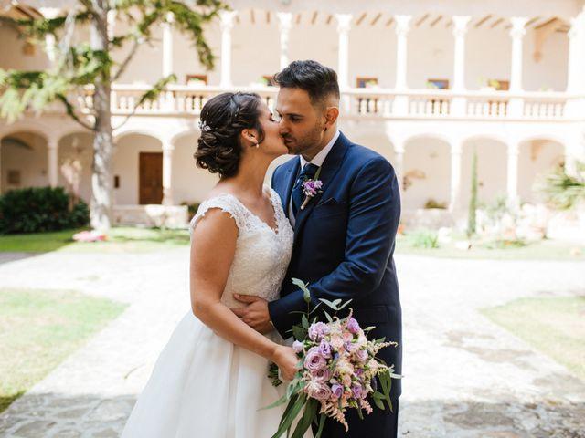 La boda de Dani  y Elena  en Palma De Mallorca, Islas Baleares 3