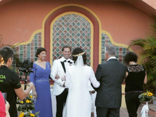 La boda de Ismael y María Victoria en Benahavis, Málaga 2