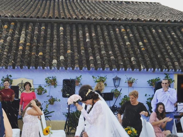 La boda de Ismael y María Victoria en Benahavis, Málaga 3