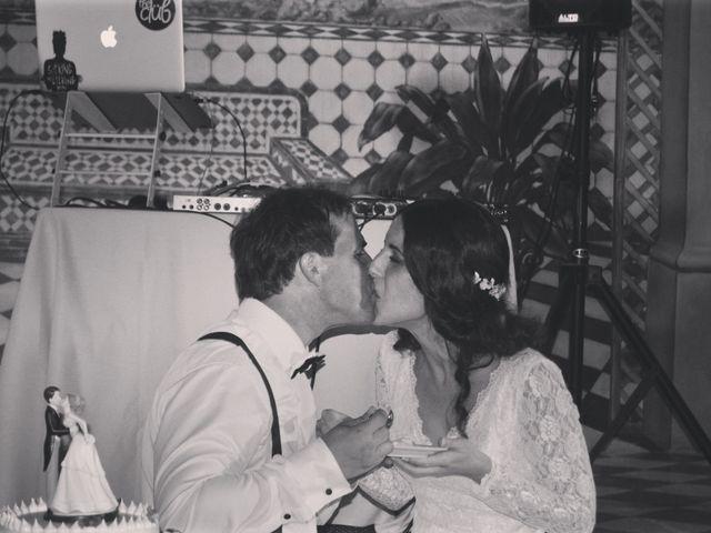 La boda de María Victoria y Ismael