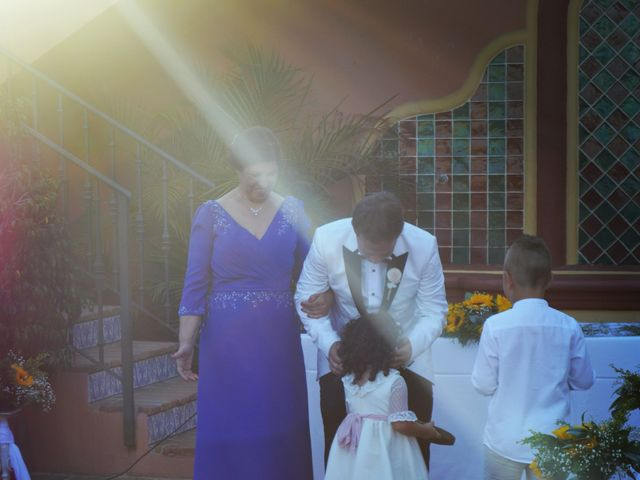 La boda de Ismael y María Victoria en Benahavis, Málaga 6