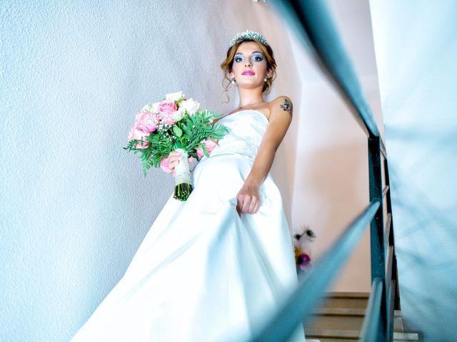 La boda de Soraya y Santi en Villafranca De Los Barros, Badajoz 20