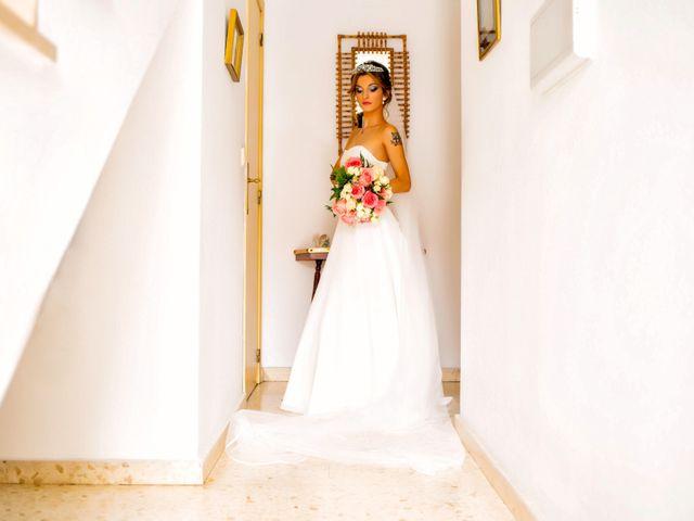 La boda de Soraya y Santi en Villafranca De Los Barros, Badajoz 21