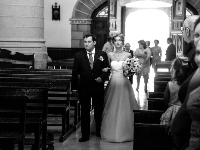 La boda de Soraya y Santi en Villafranca De Los Barros, Badajoz 24