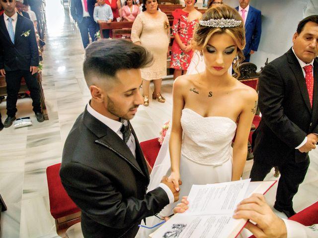 La boda de Soraya y Santi en Villafranca De Los Barros, Badajoz 26