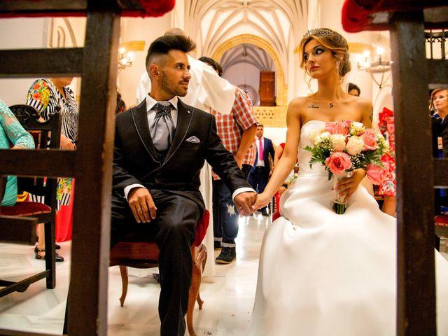 La boda de Soraya y Santi en Villafranca De Los Barros, Badajoz 29