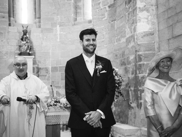 La boda de Víctor y Marta en Barbastro, Huesca 17