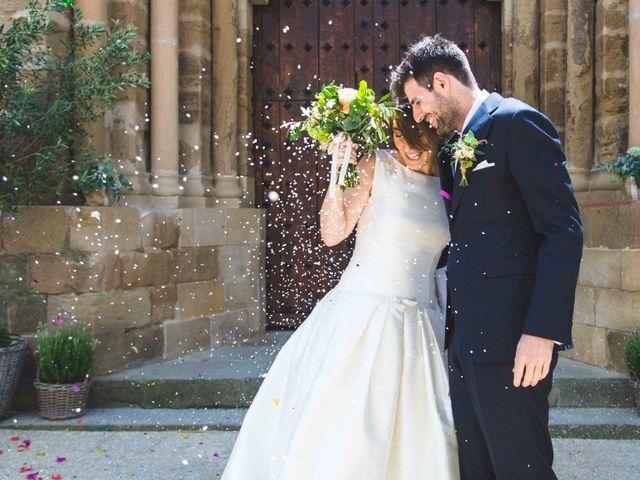 La boda de Víctor y Marta en Barbastro, Huesca 21