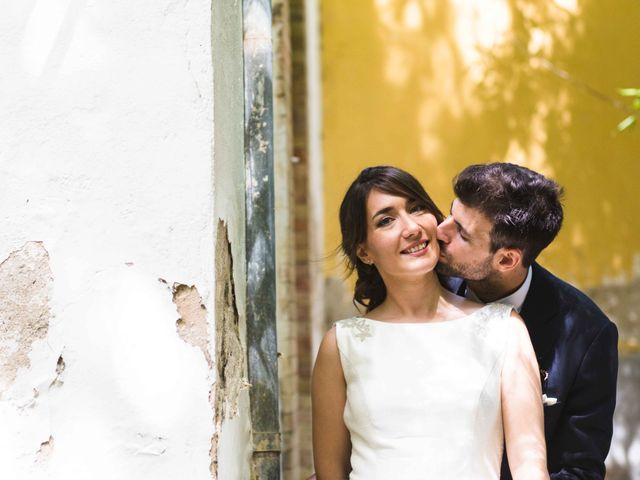 La boda de Víctor y Marta en Barbastro, Huesca 25