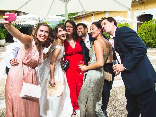 La boda de Víctor y Marta en Barbastro, Huesca 28