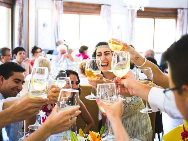 La boda de Víctor y Marta en Barbastro, Huesca 32